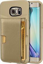 CM4 Q-Card Case for Samsung Galaxy S6 EDGE Gold