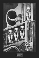 GIGER - BIRTHMACHINE  POSTER - 24x36 SHRINK WRAPPED - ART PRINT GUN 3004