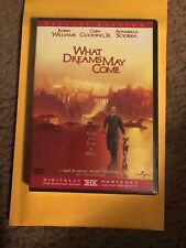 What Dreams May Come (Dvd, 2003) Robin Williams Cuba Gooding Jr. Brand New!