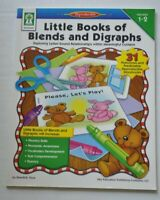 Blends and Digraphs Grades 1-2 Teacher Resource Book Letter-Sound Relationships