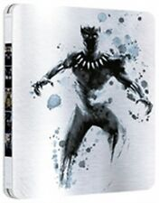 Black Panther (Blu-Ray 3D + Blu-Ray Disc - SteelBook)