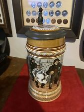 Mettlach Stein No 1403 Bowling from 1896
