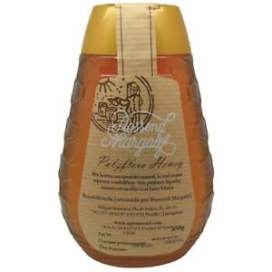 Polyfloral Blossom Raw Honey from Spain 350 g Sqeezy Bottle Premium Quality, Hea