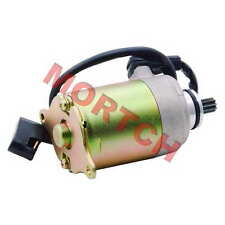GY6 125cc 150cc 12 Volt Electric Starter Motor Assy For Scooter ATV Go Kart New