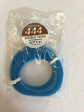 CORTLAND 444 DOUBLE TAPER INTERMEDIATE  DT11I  FLY LINE
