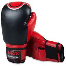 Sac de frappe rouge pour arts martiaux et sports de combat