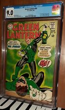 CGC 9.0 Green Lantern #59. First Appearance of Guy Gardner. HBO Max series. HOT!