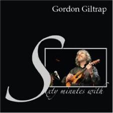 Giltrap, Gordon - Sixty Minutes With LIVE CD NEU OVP