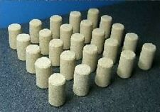 "WINE CORKS 25 #9 1.75"" AGLICA MICROAG TECHNICAL CORK NEW WINERY QUALITY 44X23.5"