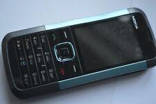 Nokia 5000 - Neon blue (Unlocked) Basic Button Mobile Phone