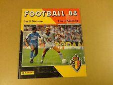 PANINI ALBUM COMPLET / KOMPLEET / FOOTBALL 88