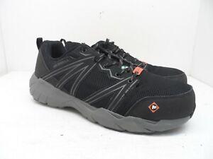 Merrell Men's Fullbench Superlite Alloy Toe CSA Work Shoe Black/Grey Size 11.5M