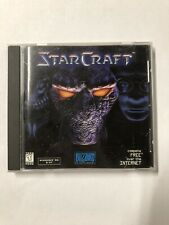 StarCraft (1998) PC Computer Game with CD Key by Blizzard COMPLETE