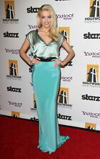 Amber Heard Beautiful And Glamour 8x10 Photo Print