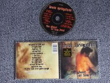 BRUCE SPRINGSTEEN - The ghost of Tom Joad - CD
