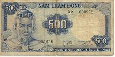 VIET-NAM 500 dong état voir scan 925