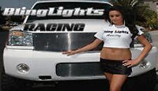 HALO FOG LIGHTS LAMPS ANGEL EYES KIT for 2004-2014 NISSAN TITAN