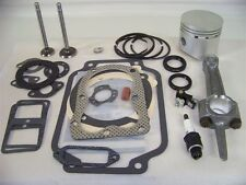 fits Kohler K161 7 HP LARGE BORE ONLY Master engine rebuild kit w/ Valves FREE