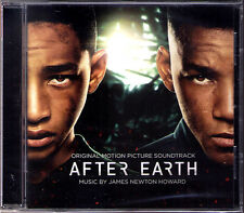 AFTER EARTH James Newton Howard OST Soundtrack CD M. Night Shyamalan Will Smith