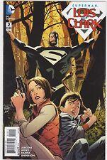 Superman Lois and Clark #2 1st Printing Dc Comics Rebirth Jonothan Kent Superboy