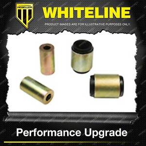 Whiteline Front Control Arm - Lower Bushing for Ford Territory SX SY SZ