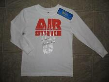NWT Boys Long Sleeve FOOTBALL T-shirt Size Small S Energy Zone Air Strike