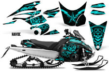 Yamaha FX Nytro Decal Graphic Kit Sled Snowmobile Wrap Decals 2008-2014 HAVOC M
