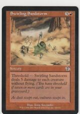 4x SWIRLING SANDSTORM - Judgment - NM MtG Magic The Gathering RED common