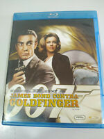 James Bond contro Goldfinger 007 Sean Connery - Blu-Ray Spagnolo Inglese - 3T