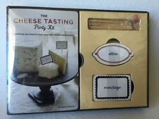 The Cheese Tasting Party Kit by Janet Fletcher