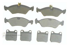 VAUXHALL VECTRA B 1995-2002 MINTEX FRONT AND REAR BRAKE DISC PADS NEW FULL SET