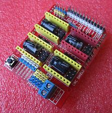 1pcs 3d Printer Cnc V3 Engraver Shield A4988 Driver Step Motor For Arduino