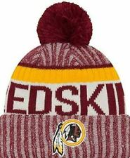 Washington Redskins New Era 2017 NFL Official On-Field Sideline Sport Knit Hat