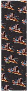 "Enjoi PIZZA CAT Griptape 9""- Skateboard Grip Tape NEU (9 x 33"")"
