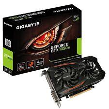 GIGABYTE GeForce GTX 1050 TI OC 4gb PCIe Video Card 8k DP HDMI D