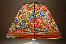 Multi-Color Large Lamp shade, Floor Lamp, Large Lampshade