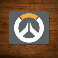 Overwatch Design 2 Mouse Mat PC Mac Apple Gaming PS4 Xbox Video Game FPS 5mm Pad