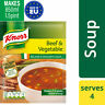 Knorr Beef and Vegetable Soup 60G - 2.12Oz.- Ireland's Favourite Soup