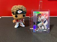 2019 Bowman Best Anthony Rizzo Refractor #46 Chicago Cubs!