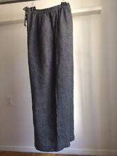 Eskandar Linen Pants • size 1