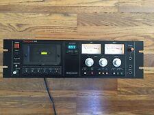 Tascam 112 Professional Stereo Cassette Recorder