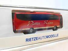 Rietze 63849 MB Travego Pletter Reisen OVP (N6886)
