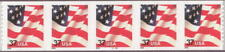 US - 2002 - 37 Cents US Flag Coil # 3632 PNC5 Strip of 5 - Plate #2222A NH F-VF