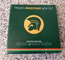 Various Artists - Trojan Rocksteady Caja - Raro CD
