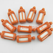 10PCS Gas Fuel Filter For STIHL Chain Saw MS380 MS381 MS441 MS460 MS880 026 029