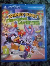 Deportes Galácticos Looney Tunes PS Vita Bugs Bunny Nuevo PAL España In english.