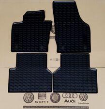 Audi Q3 original Fußmatten Gummimatten vorne hinten Gummifußmatten rubber mats