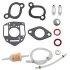Carburetor Repair Kit Replace John Deere ONAN P216 P218 P220 Nikki Carburetor