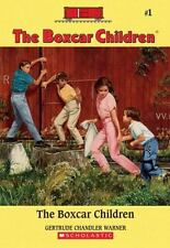 The Boxcar Children (Boxcar Children #1) by Gertrude Chandler Warner