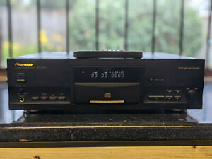 Pioneer PD-S707 CD Player with Stable Platter design and legato link DAC